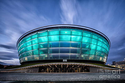 The Hydro Glasgow Art Print by John Farnan