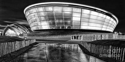 The Hydro Mono Art Print by John Farnan