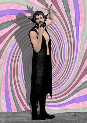 The Hypnotist Original by Quim Abella