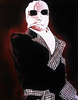 The Invisible Man Original by Jeremy Moore
