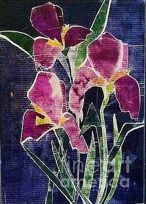 The Iris Melody Original by Sherry Harradence