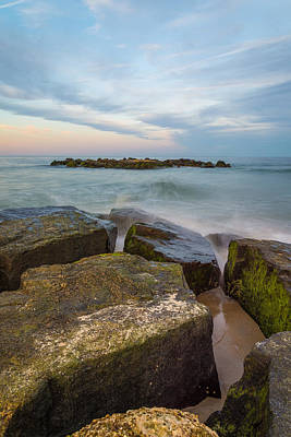 Jersey Shore Photograph - The Island by Kristopher Schoenleber