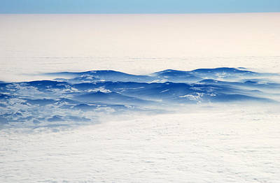 The Sea Of Clouds Art Print