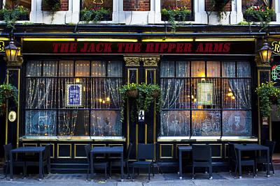 Photograph - The Jack The Ripper Pub by David Pyatt