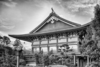 Photograph - The Japan Pavilion by Howard Salmon