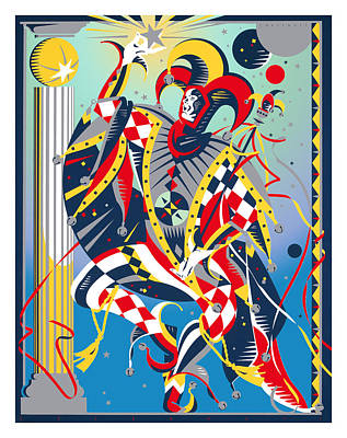 Traditional Bells - The Jester by David Chestnutt