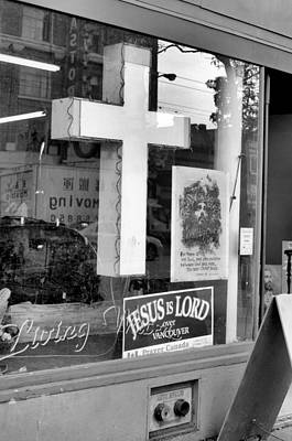 Photograph - The Jesus Store by Douglas Pike