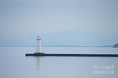 Photograph - The Jetty by William Norton