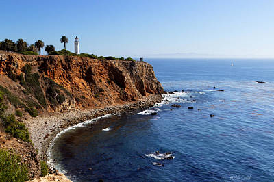 Photograph - The Jewel Of Palos Verdes by Heidi Smith
