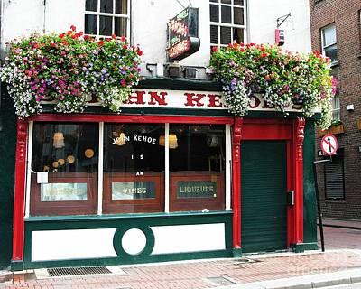 Photograph - The John Kehoe In Dublin by Mel Steinhauer