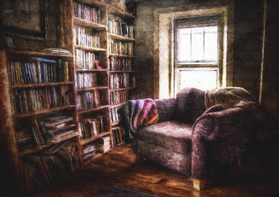Digital Photograph - The Joshua Wild Room by Scott Norris