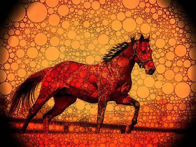 Digital Art - The Journey Begins by T T
