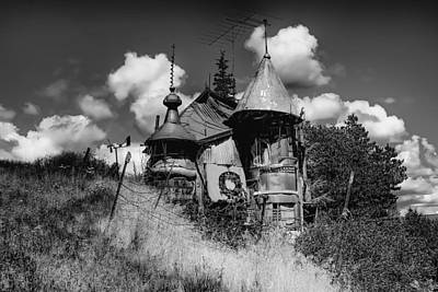 Photograph - The Junk Castle II by David Patterson