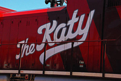 Photograph - The Katy Rr by Robyn Stacey