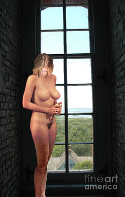 Nudes Photograph - The Keep II by Broken  Soldier