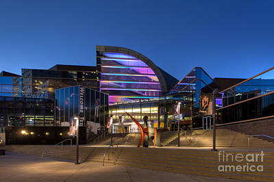 Beers On Tap - The Kentucky Center for the Performing Arts - D009204 by Daniel Dempster