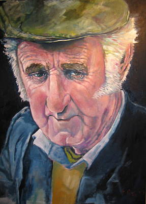 Painting - The Kerryman by Kevin McKrell