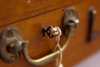 Photograph - The Key by Erin Kohlenberg
