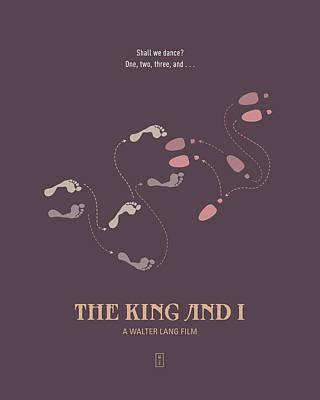 The King And I Art Print