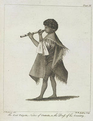 Godfrey Photograph - The Lad Taiyota by British Library