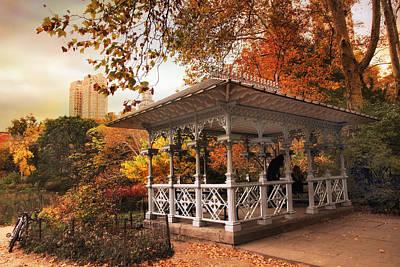 Photograph - The Ladies Pavilion by Jessica Jenney