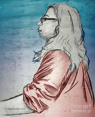 The Lady 4 Original by Shashona Browning