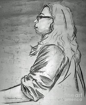 The Lady 7 Original by Shashona Browning