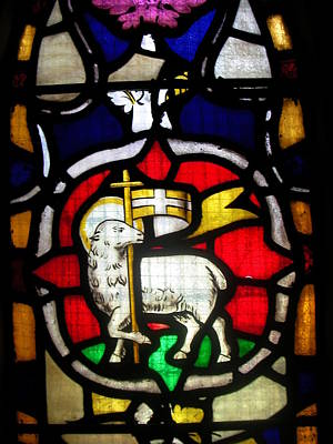 Photograph - The Lamb Of God by Wendy Le Ber