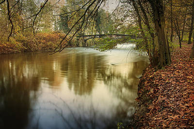 Photograph - The Lambro River by Alfio Finocchiaro