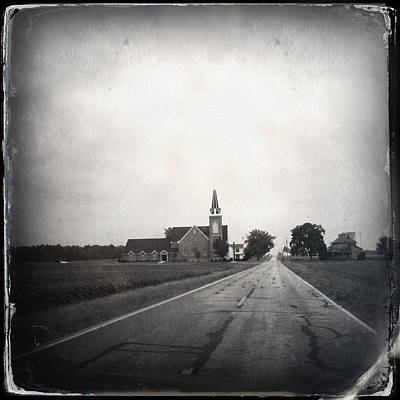 Navema Photograph - The Land Of The Cross-tipped Churches by Natasha Marco