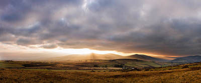 Photograph - The Land Of The Irish by Semmick Photo