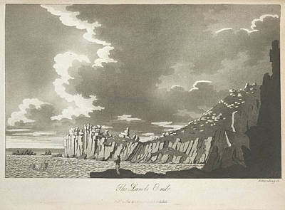 Harding Photograph - The Lands End by British Library