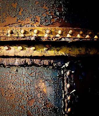 Photograph - The Language Of Rust by Ronda Broatch