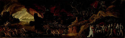 Deadly Drawing - The Last Judgment And The Seven Deadly Sins by Litz Collection