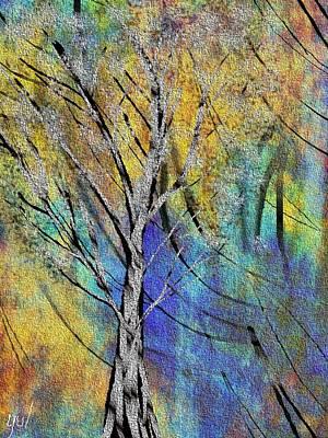 The Last Leaf Art Print by Yul Olaivar