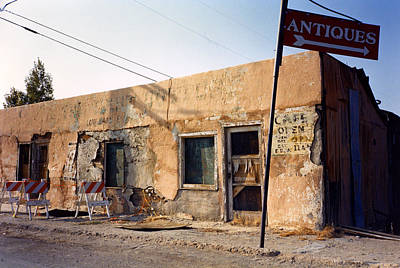 Art Print featuring the photograph The Last Outpost by David Bailey