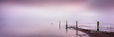 Contemplative Photograph - The Last Posts by Rod McLean