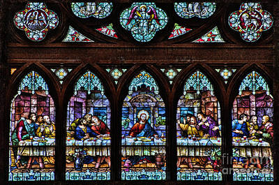 Photograph - The Last Supper by David Arment