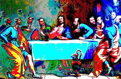 The Last Supper Rendition 3 Original