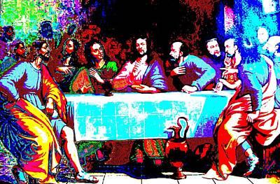 The Last Supper Rendition 4 Original