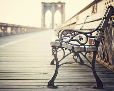 Nyc Photograph - The Last Time I Saw You by Irene Suchocki