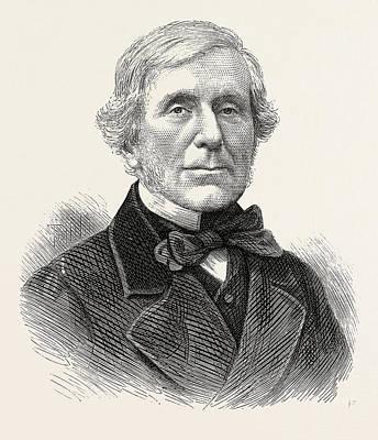 The Late Sir John Rennie Art Print