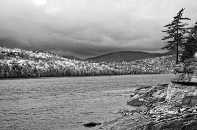 Photograph - The Ledges No 2 by Mike Martin