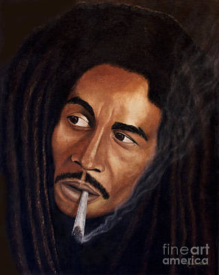 John Marley Painting - The Legend Cover by Gregory John