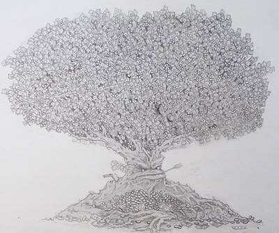 The Lending Tree Art Print