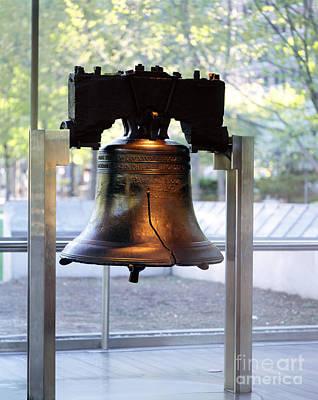 The Liberty Bell, Philadelphia Art Print
