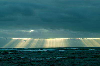 Photograph - The Light Above Kapoho by Lehua Pekelo-Stearns