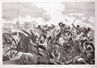 The Light Brigade Art Print by British Library