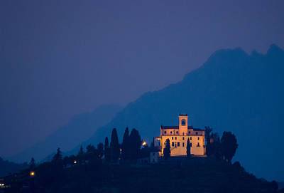 Photograph - The Light Is Fading by Marco Busoni