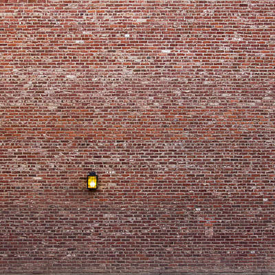 Minimalism Photograph - The Light by Lee Harland